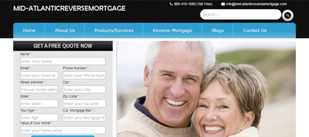 Mortgage Website Development